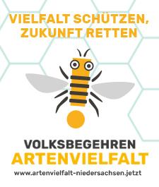 Artenvielfalt Niedersachsen!